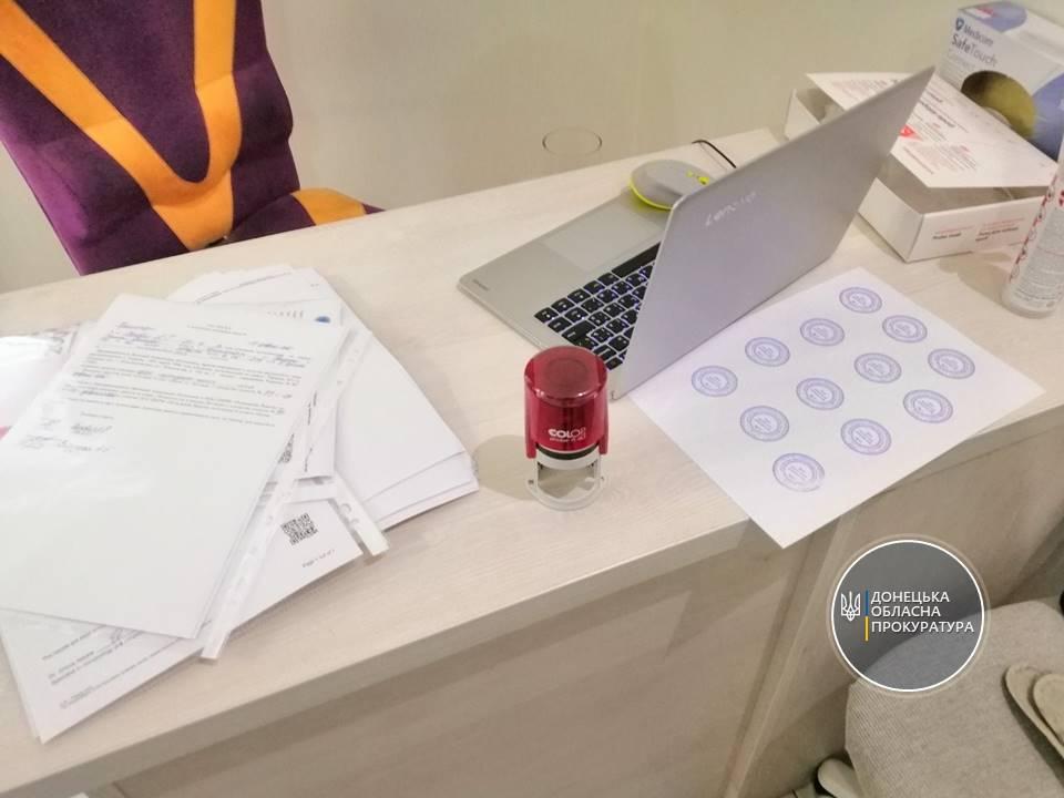 На  Донеччині судитимуть жінку, яка підробляла довідки щодо тестування на Covid-19 (ФОТО), фото-2